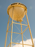 Water Tower at Sony Pictures